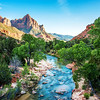Zion National Park Utah!  Nikon D800E Dr. Elliot McGucken Fine Art Landscape & Nature Photography for Los Angeles Fine Art Gallery Show !