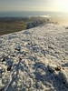 Hoar frost on summit of Ben Rinnes on Monday 21st November 2016