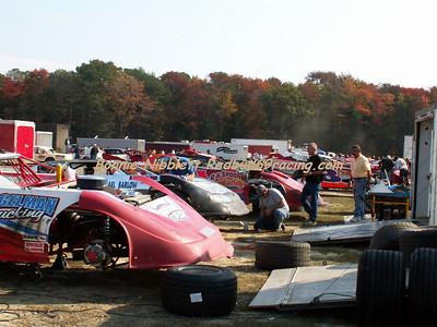 November 4, 2007 Delaware State Dirt Championship Redbud's Pit Shots