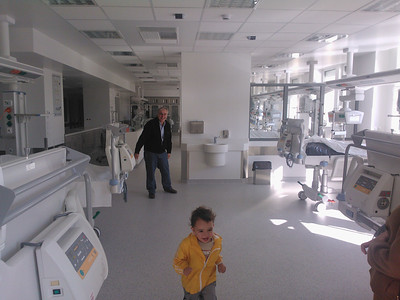 November New ICU of evagelismos