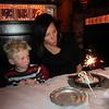 Mommy's birthday dinner