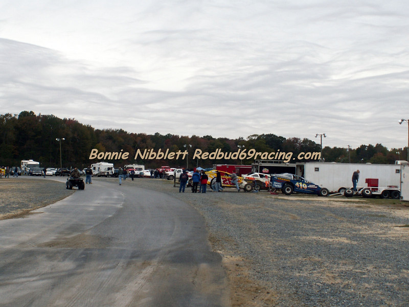 November 3, 2007 Delaware International Speedway Dirt Track Championships