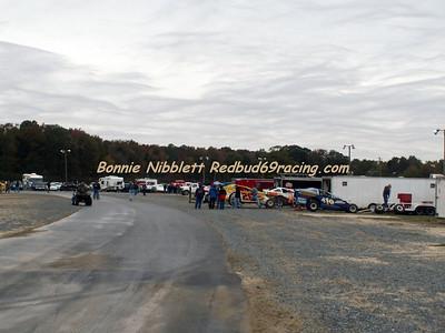 November3, 2007 Delaware State Dirt Championship Redbud's Pit Shots