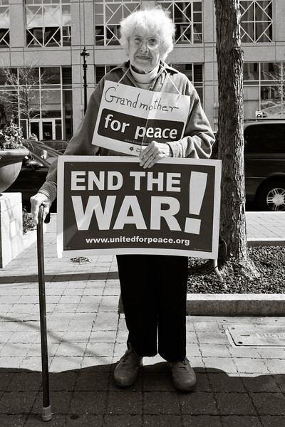 Grandmother for Peace - Raleigh, NC