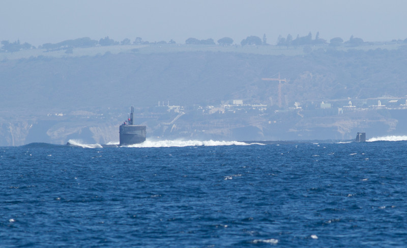 nuclear Submarine  San Diego Waters 2013 10 14-1.CR2