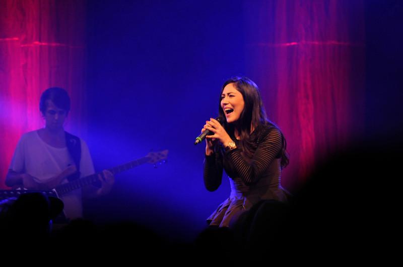 Konsert med Charmaine