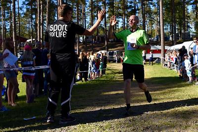 Sport for Life-loppet - Vinnare