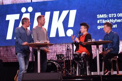 Tänk själv-tänk tillsammans! Mats Särnholm, Marcus Ardenfors, Lydia Mörling