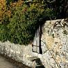 Montruex Garden wall