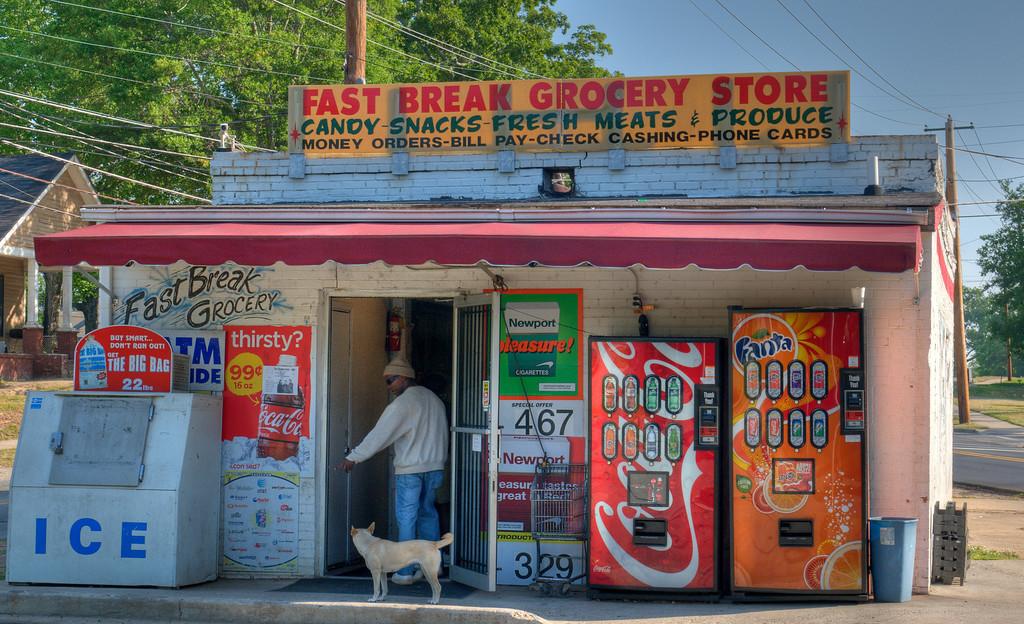 Fast Break Grocery, Griffin, GA