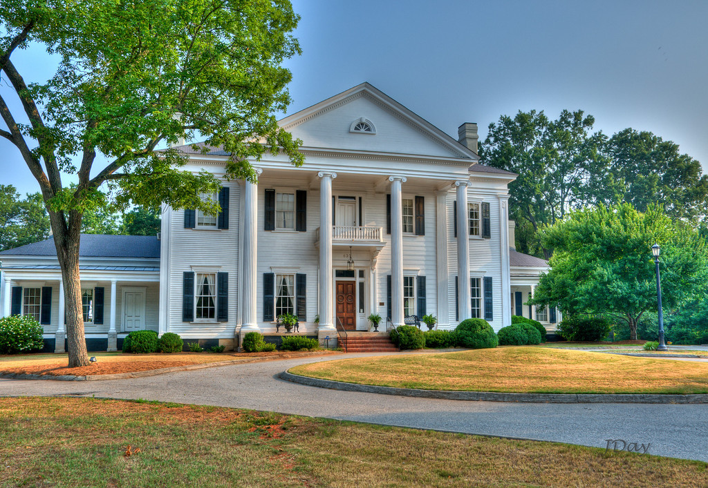 Bailey-Teabault House, Griffin, GA
