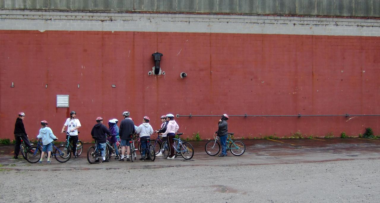 Earn A Bike