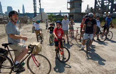 Saturday ride education