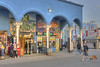 La La Land & Big Daddy's - OFW & Market St - the setting sun casts a very warm glow