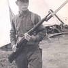 Grandpa Ed (Roberts), in WWI, France