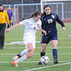 Stoney v Troy girls soccer