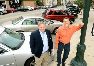 TOP-L-TT Pontiac Parking