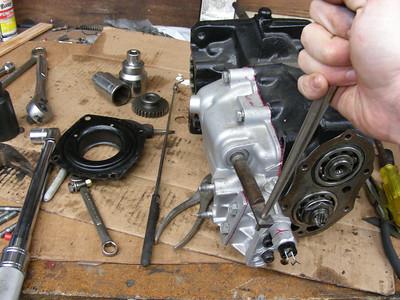 OTAS Engine & Transmission