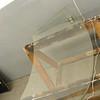 Windshield glass.