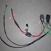 High & low beam relay harness.
