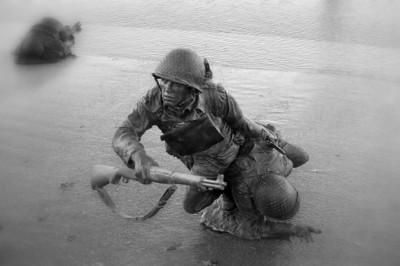 Bedford, Virginia - National D-Day Memorial.
