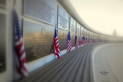 Bedford, Virginia - National D-Day Memorial