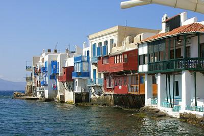 The Venice of Mykonos