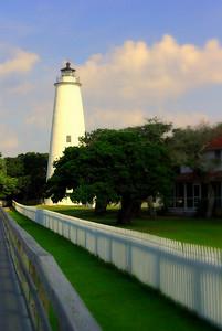 1823 Ocracoke Lighthouse 2