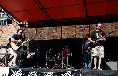 One Horse Performs at The OTR/Gateway Summer Celebration