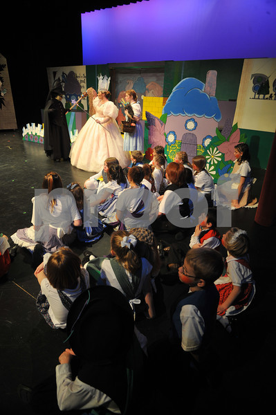 The Wizard of Oz<br /> Northeast State Wellmont Regional Center for the Performing Arts April 9, 2011. Photo by David Grace