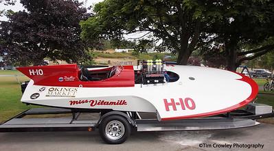 Oak Harbor Hydroplane Races 2014