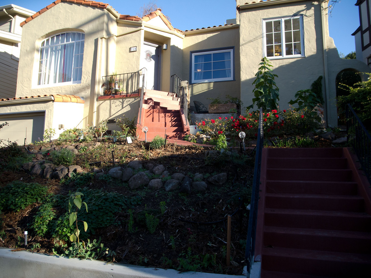 The house we bought in Oakland (248 Florence Ave)