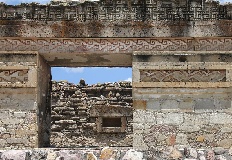 zapotec ruins