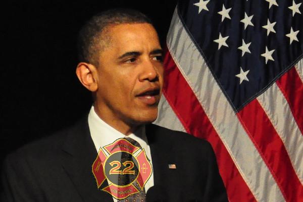 Obama Dearborn Visit - 4-18-2012