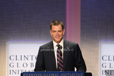 Matt Damon  photo  by Rob Rich © 2009 robwayne1@aol.com 516-676-3939