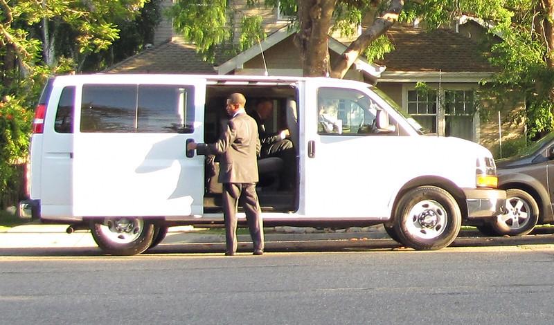 Anonymous white vans 4930