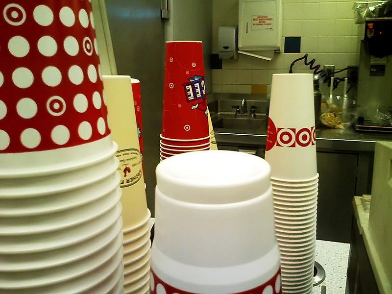 29 December 2007.  Cups #3.