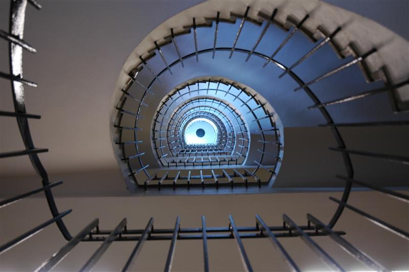 2006-04-09. Trapphus, Göteborg [SWE] / Stairwell, Goteborg [SWE]