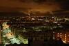 """2007-01-23. """"Night sky in Goteborg, Sweden. 2007-01-23. – 3,3°C."""" Mitt bidrag till fototävlingen """"Ge oss ditt WOW!"""" i början på detta år. Foto taget mot väster från Masthuggskyrkan.  / """"Night sky in Goteborg, Sweden. 2007-01-23. – 3,3°C."""" My contribution to the """"Show us your WOW - photo contest in the beginning of this year. Photo towards West from Masthuggskyrkan."""