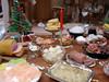 2008-04-06. del av ett julbord. För dockskåp. Nostalgimässan med modeller och leksaker, Eriksbergshallen / part of a Swedish Christmas table. For doll's house. Nostalgimässan (the Nostalgia fair) with models and toys. Eriksbergshallen. [SWE]