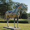 Horseplay Statue in Ocala