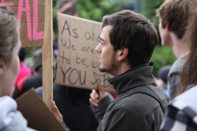 Occupy Eugene Global Action Day