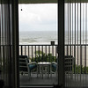 BALCONY AND OCEAN VIEW FROM THE SECOND FLOOR OF BUILDINGS