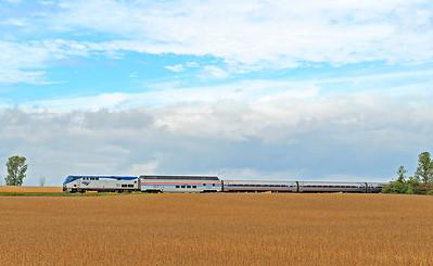 Amtrak 694(68), Cantic Qc, September 29 2015.