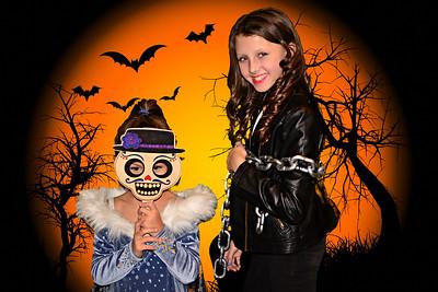 Oct0ber 27 Halloween/Birthday Party