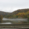 The Delaware River from the Delaware Water Gap.
