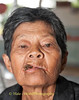 Lao Loum Woman Chews Betelnut