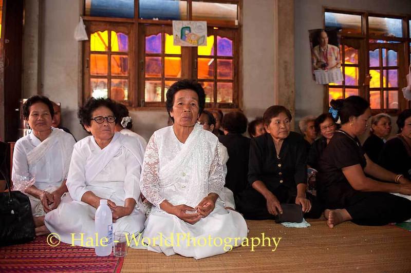 Lao Loum Woman Mourning