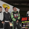 HOSS Sprints Top 3<br /> <br /> Photographer's Name: Steve  snyder<br /> Photographer's City and State: Angola, IN