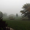 Farm fog: My barn in Richland Township<br /> <br /> Photographer's Name: J.R. Rosencrans<br /> Photographer's City and State: Alexandria, Ind.